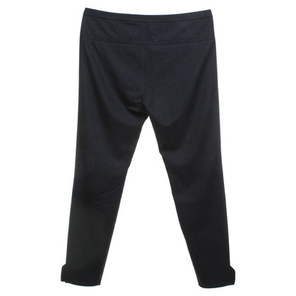 Closed Pantaloni con gessati