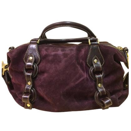 Etro Suede handbag