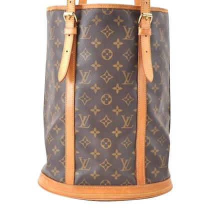 "Louis Vuitton ""Bucket GM Monogram Canvas"""
