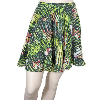 Kenzo Green skirt