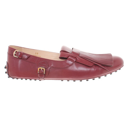 Tod's mocassini in pelle