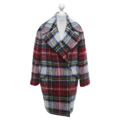 Andere Marke Tagliatore - Karierter Mantel