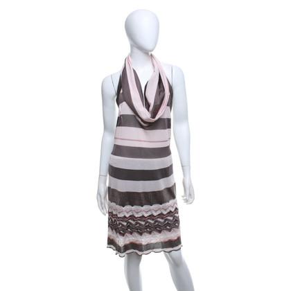 Missoni Knit dress in pastel colors