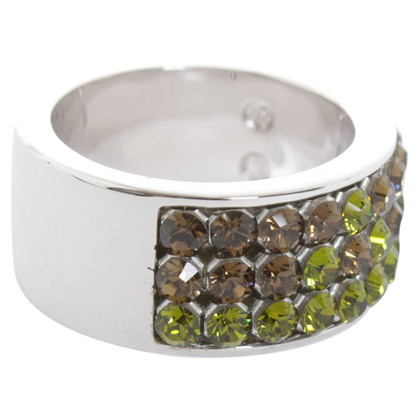 Swarovski Ring with Swarovski stones
