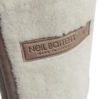 Neil Barrett Leder in Grau