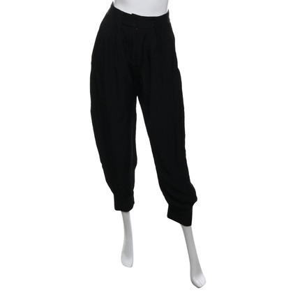 Alexander Wang trousers in black