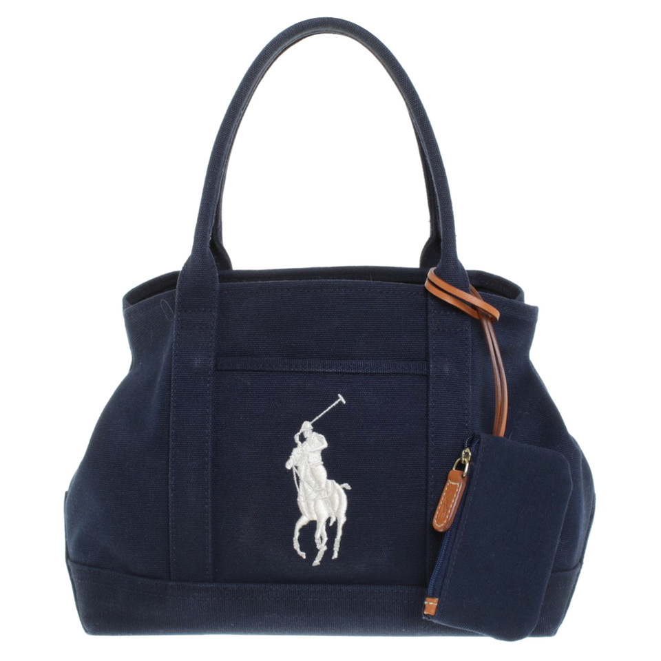ralph lauren handtasche in blau second hand ralph lauren handtasche in blau gebraucht kaufen. Black Bedroom Furniture Sets. Home Design Ideas