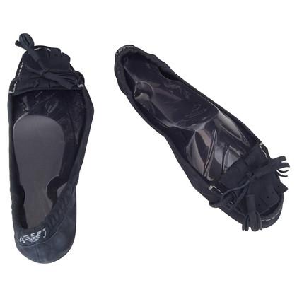 Armani Jeans Ballerinas