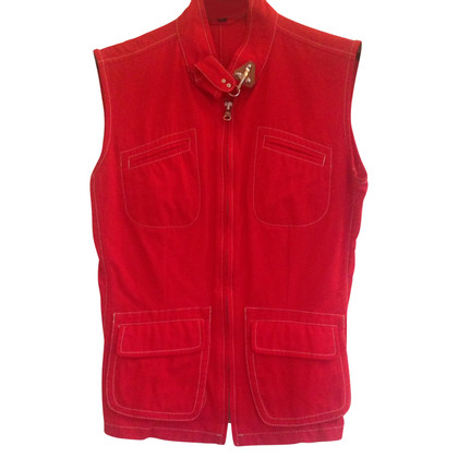 Fay Vest in rosso