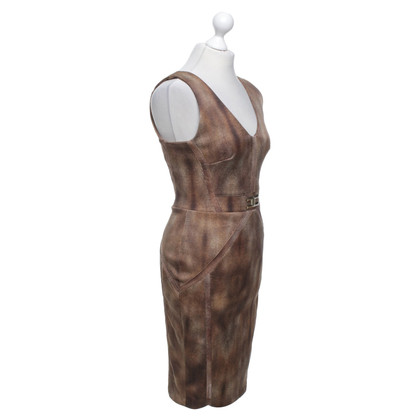 Elisabetta Franchi Dress in reptile look