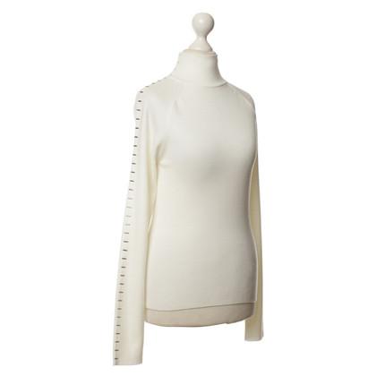 Balenciaga Pullover met klinknagels
