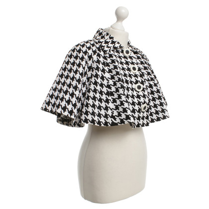 Christian Dior Jacket with houndstooth pattern