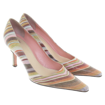 Paul Smith pumps con il modello