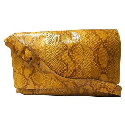 Prada Sac à bandoulière en peau de python