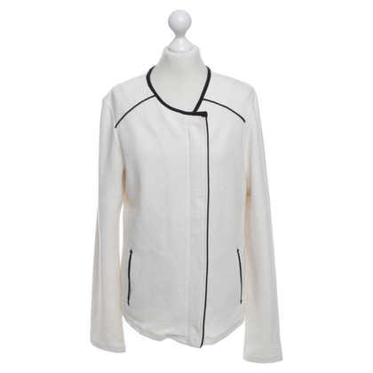 Maison Scotch Blazer in black / white