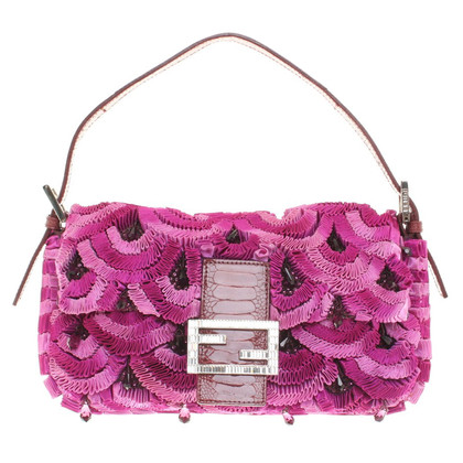 Fendi Shoulder bag with ruffles