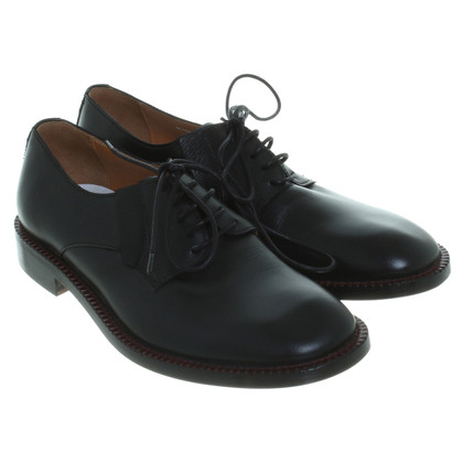 Maison Martin Margiela Lace-ups in black