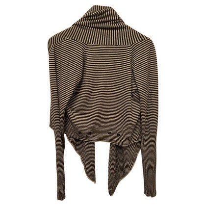 All Saints Cardigan with stripes