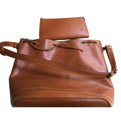 "Louis Vuitton ""Sac Noé EPI ' a Cognac"