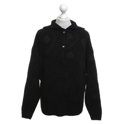 Gianni Versace Maglione in nero
