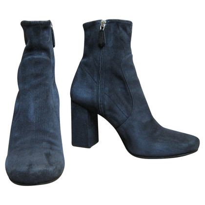 Prada Ankle boots in blue