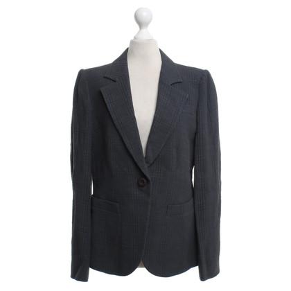 Armani Collezioni Blazer in blu / grigio