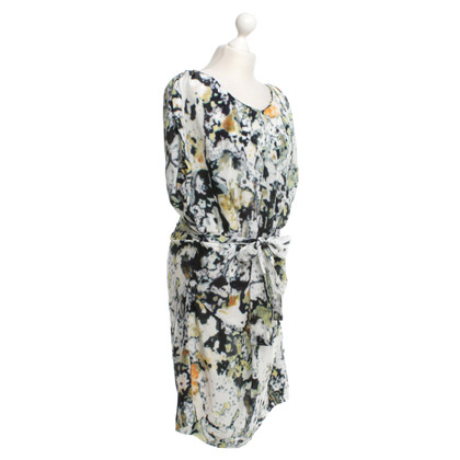 Vivienne Westwood Silk dress with pattern