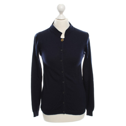 Golden Goose Cardigan in Dark Blue