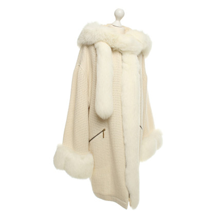 Leonard Coat of baby Alpaca