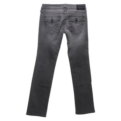 True Religion Jeans in grey