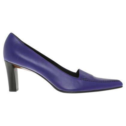 Walter Steiger pumps in violet
