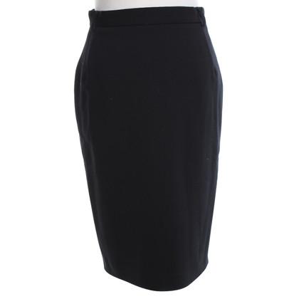 Burberry Pencil skirt in black