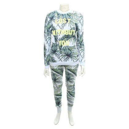 Zoe Karssen Jogging suit with print