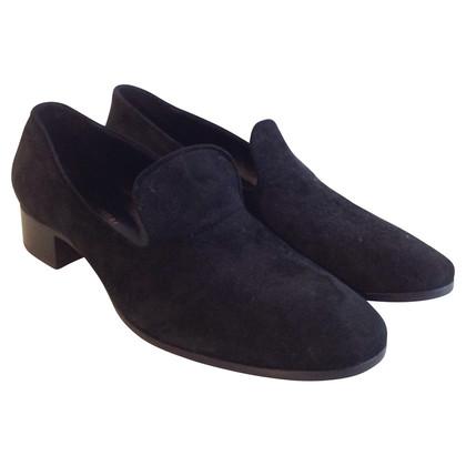 Andere merken Enrico Antinori - pantoffel-suède