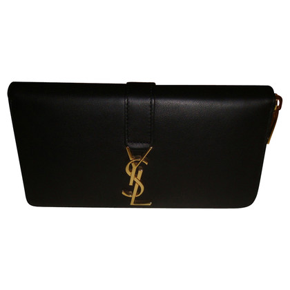 Saint Laurent Wallet with YSL signature
