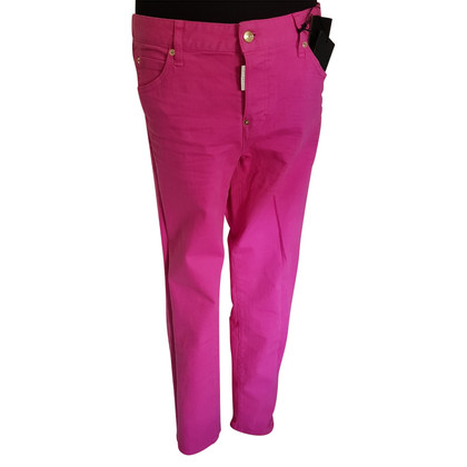Dsquared2 Cool girl jean in pink ital.46