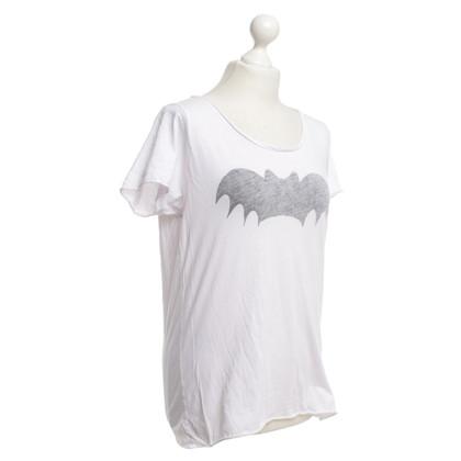 Zoe Karssen T-shirt in rosa chiaro