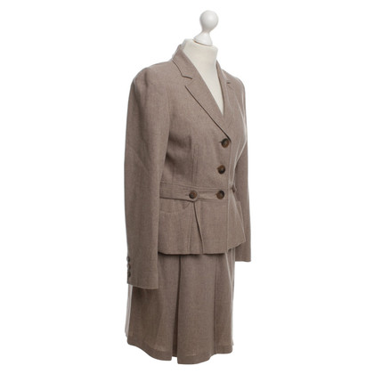 Escada Costume a Brown