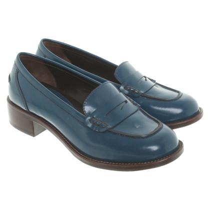 Céline Leather loafers