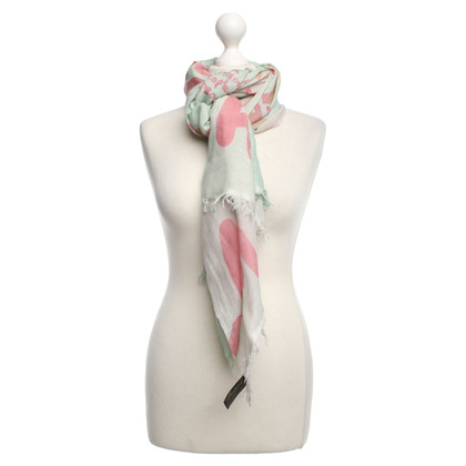 Other Designer Alberotanza - scarf made of cashmere / silk