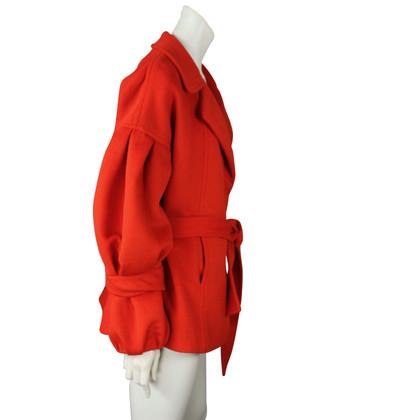 Christian Lacroix Jas rood wol