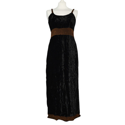 Noa Noa Black Maxi Dress
