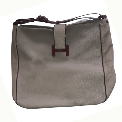 Hogan Handbag in Taupe