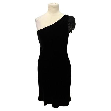 Ralph Lauren Black velvet dress