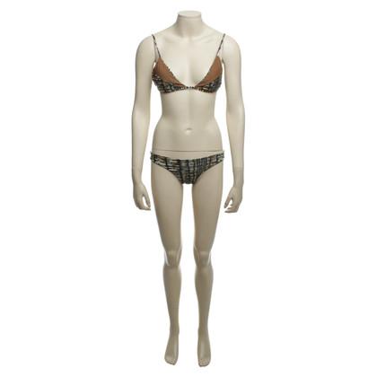 Other Designer Issa de' Hussain reversible bikini