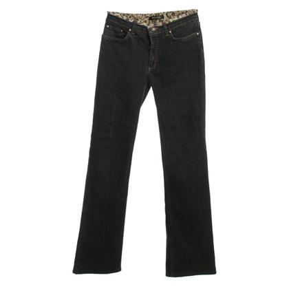 Roberto Cavalli Jeans in donkergrijs