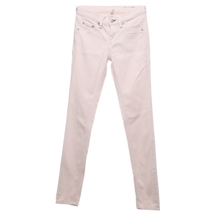 Rag & Bone Jeans in pink