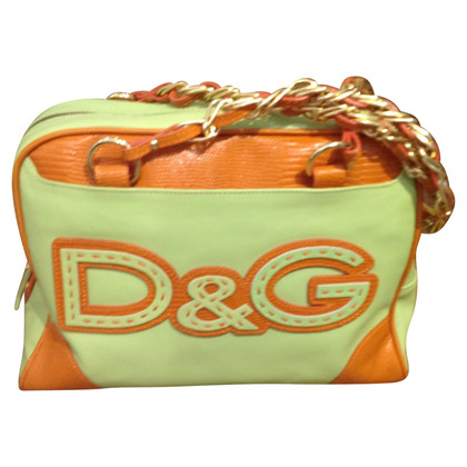 Dolce & Gabbana Handbag dyed by Dolce & Gabbana
