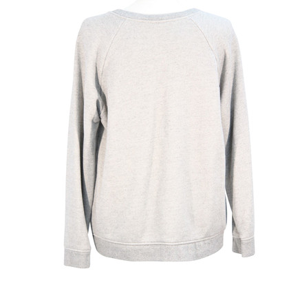 Whistles Top in grigio