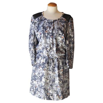 Edun MIDI dress made of silk